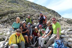 Gita escursionistica – Fenetre de Ferret, laghi, Col de Bastillon – Val Ferret (Valle d'Aosta) 23.07.2017