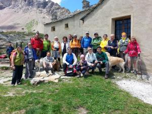 Gita escursionistica – Oratorio di Cuney – Valle di St. Barthlemy (Valle d'Aosta) - 25.06.2017