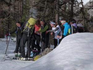Cime di Gollien - Val di Rhemes - 19.03.2017